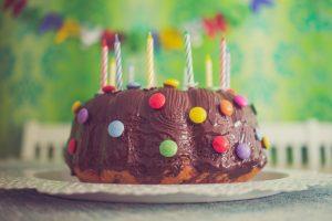 U de verjaardagstaart, wij het escape spel